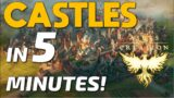 Ashes of Creation Castles – Quick Look in 5 Minutes! (Pre-Alpha)
