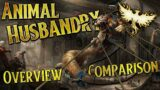 Ashes of Creation: Animal Husbandry Comparison and Overview