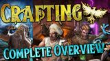 Ashes of Creation: Crafting Complete Overview