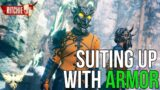 Ashes of Creation MMORPG – Gearing your Character: Part 1 // Suiting Up With Armor!
