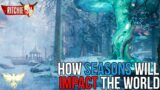 Ashes of Creation MMORPG – How Seasons Impact the World and Gameplay!