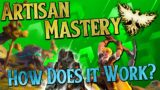 ARTISAN MASTERY | HOW DOES IT WORK? | Ashes of Creation