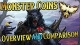 MONSTER COINS | An Overview and Comparison | Ashes of Creation