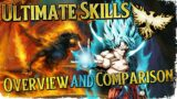 ULTIMATE SKILLS | An Overview and Comparison | Ashes of Creation